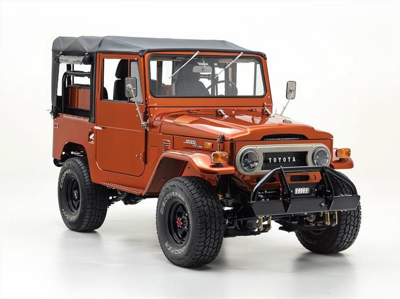 Toyota Land Cruiser FJ40 1972 por FJ Company es toda una pieza de colección