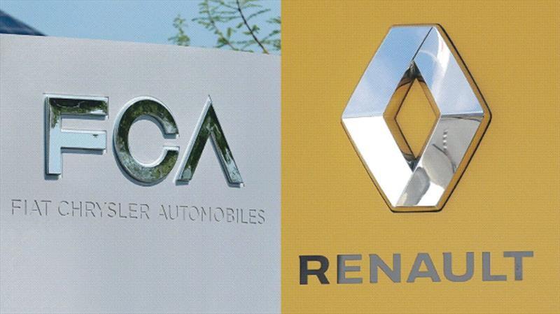 Luego de dar a conocer una posible alianza, suben las acciones de FIAT y Renault