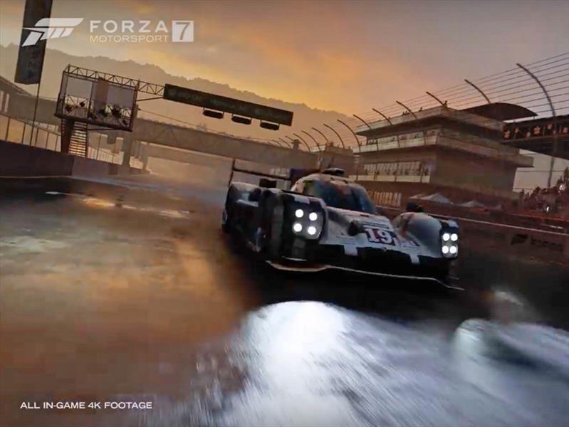 Forza Motorsport 7 da un nuevo adelanto
