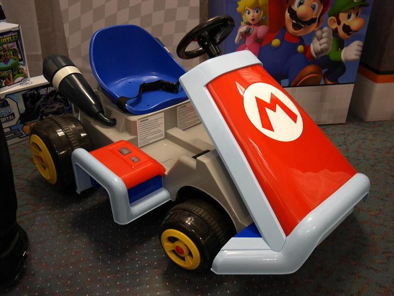 Mario Kart tamaño natural