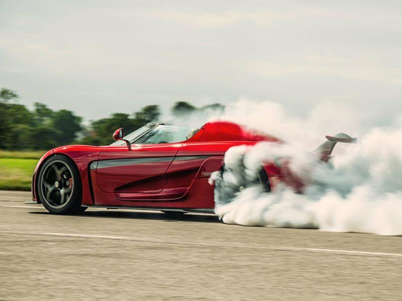Los carros más potentes de 2017