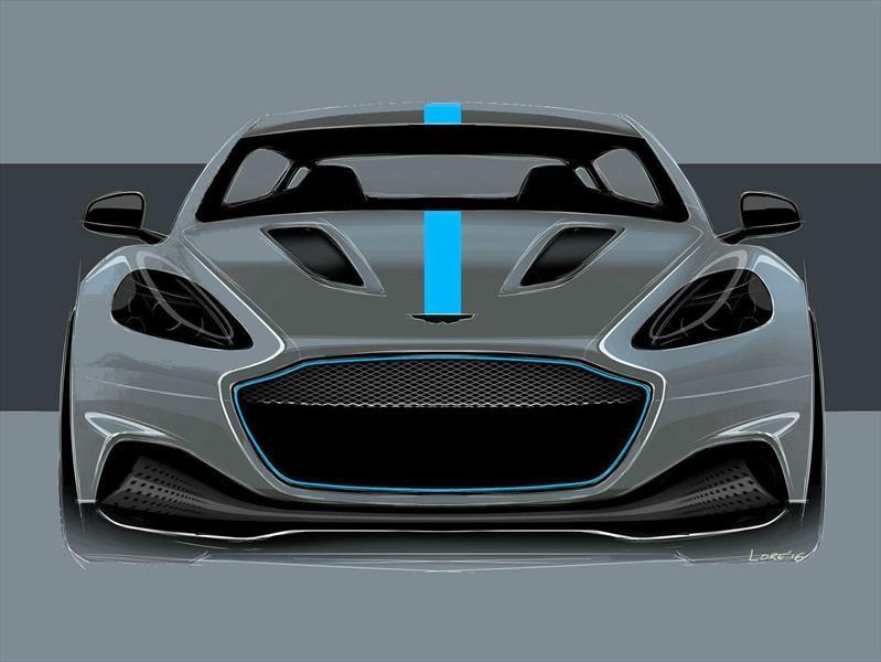 Aston Martin Rapide eléctrico, pasará del sueño a la realidad
