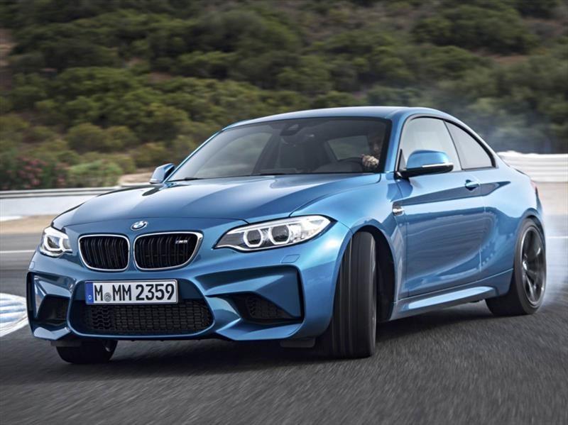 El impresionante BMW M2 ya está en Chile