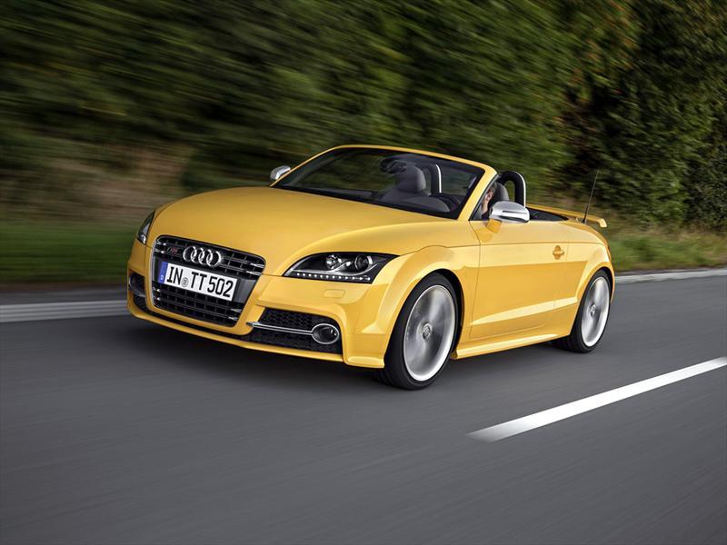 Audi festeja medio millón de unidades producidas del TT
