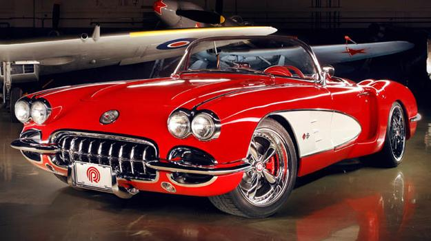 Corvette Pogea Racing 1959