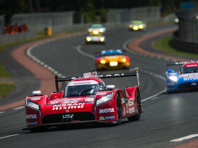 nissan se retira de las 24 horas de le mans. Black Bedroom Furniture Sets. Home Design Ideas