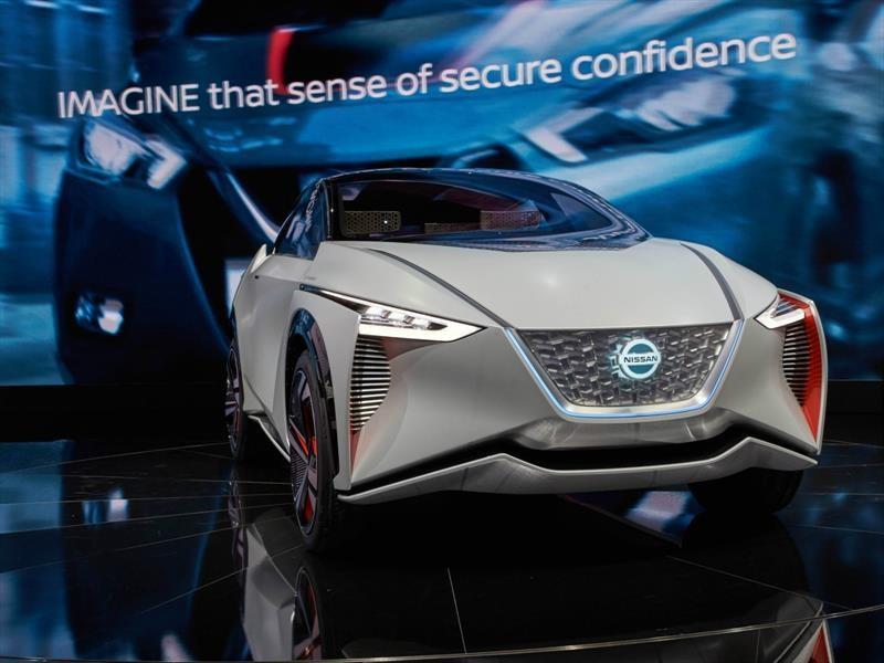 Nissan IMx,  toma forma la nueva SUV de la marca