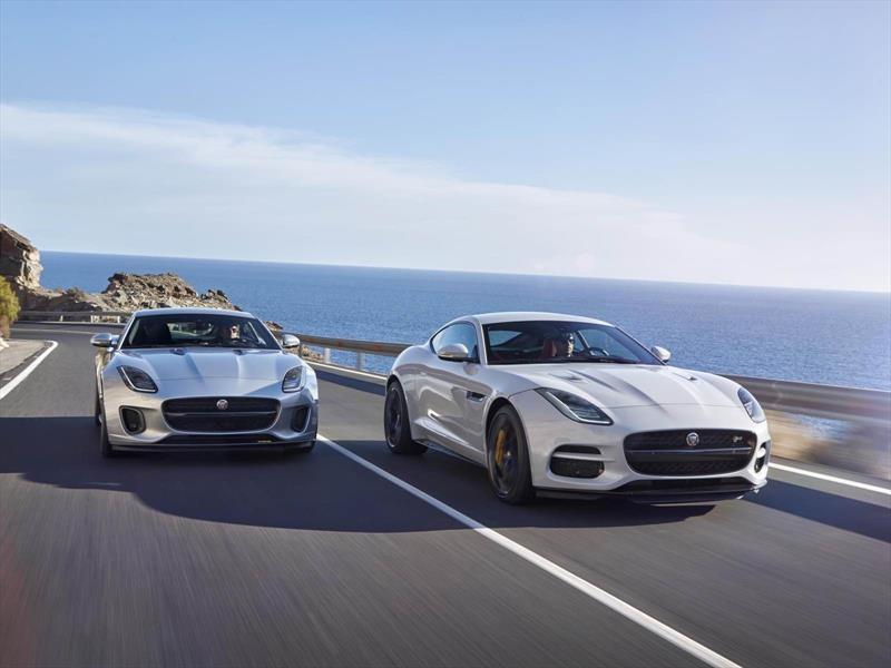 Jaguar F-Type 2017 es actualizado