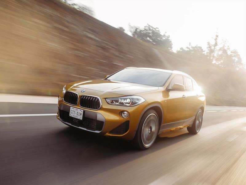 BMW X2, prueba de la nueva propuesta de Bavaria
