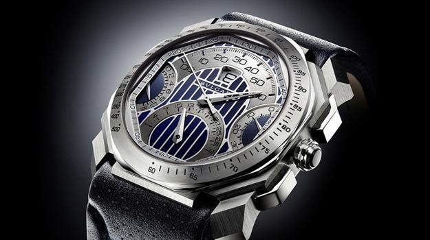 Bulgari presenta el reloj de pulso Octo Maserati