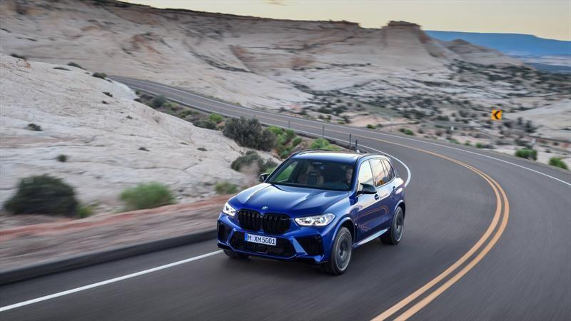 BMW X5 M 2020 debuta