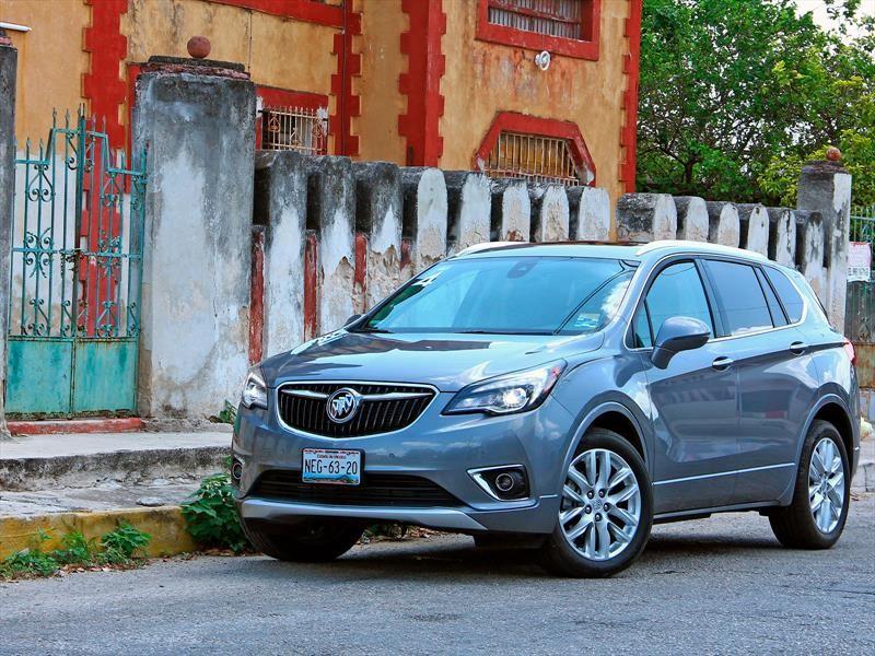 Buick Envision 2019 llega a México en $737,900 pesos