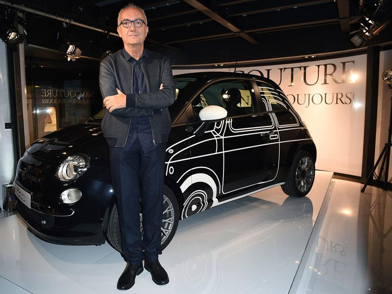 FIAT 500 Couture engalana París