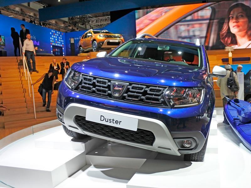 Dacia Duster 2019, la segunda generación por fin se presenta