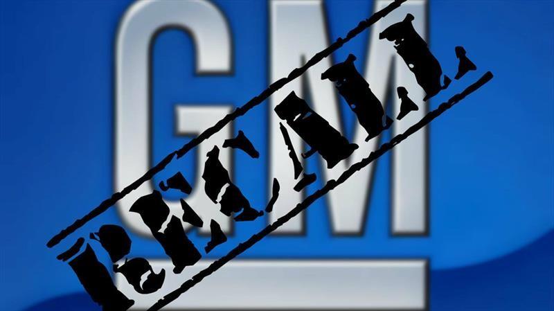 Recall de GM a 3.4 millones de SUVs y pickups de Chevrolet, GMC y Cadillac