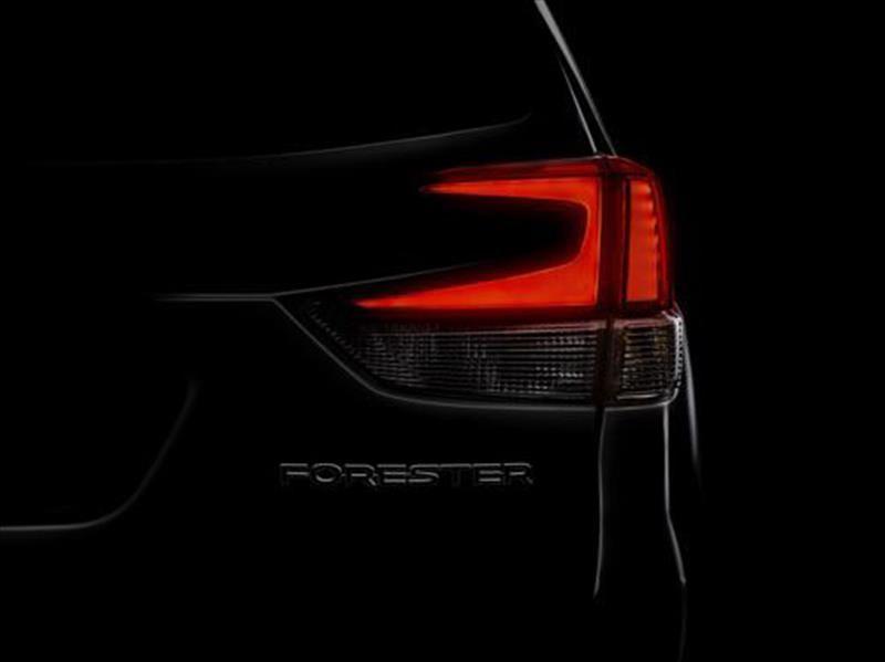 Subaru Forester 2019, la nueva generación