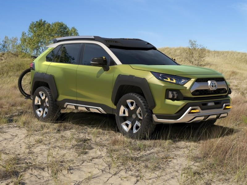 Toyota FT-AC Concept, crossover todoterreno