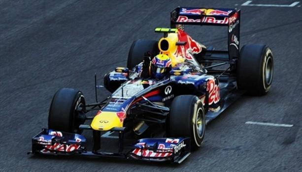 F1 GP de Brasil, el turno de Webber