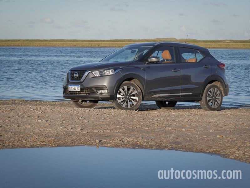 Prueba Nissan Kicks: el nuevo participante