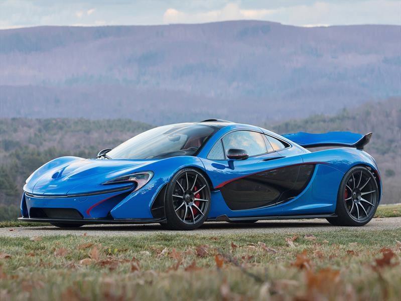 Conoce al McLaren P1 más caro y exclusivo del mundo