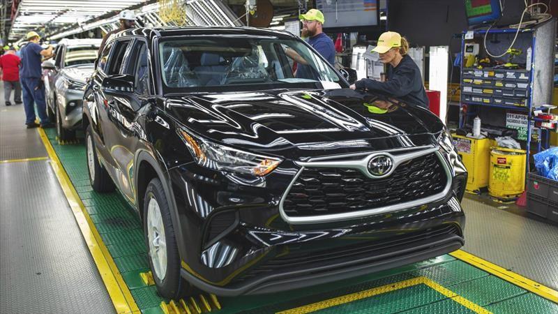 Toyota detiene su producción en América del Norte debido al coronavirus