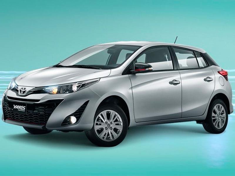 Toyota Yaris Hatchback 2018 debuta