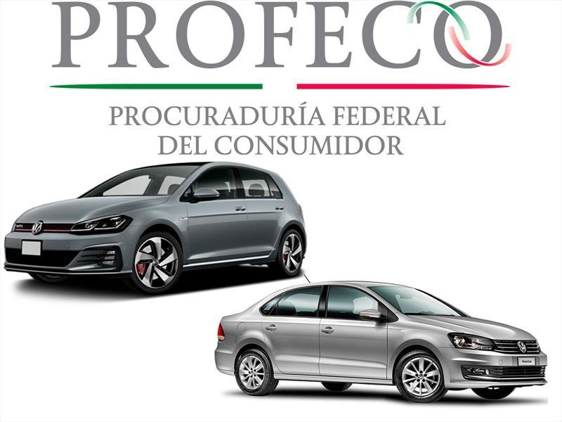 Volkswagen Golf, GTI y Vento son llamados a revisión en México