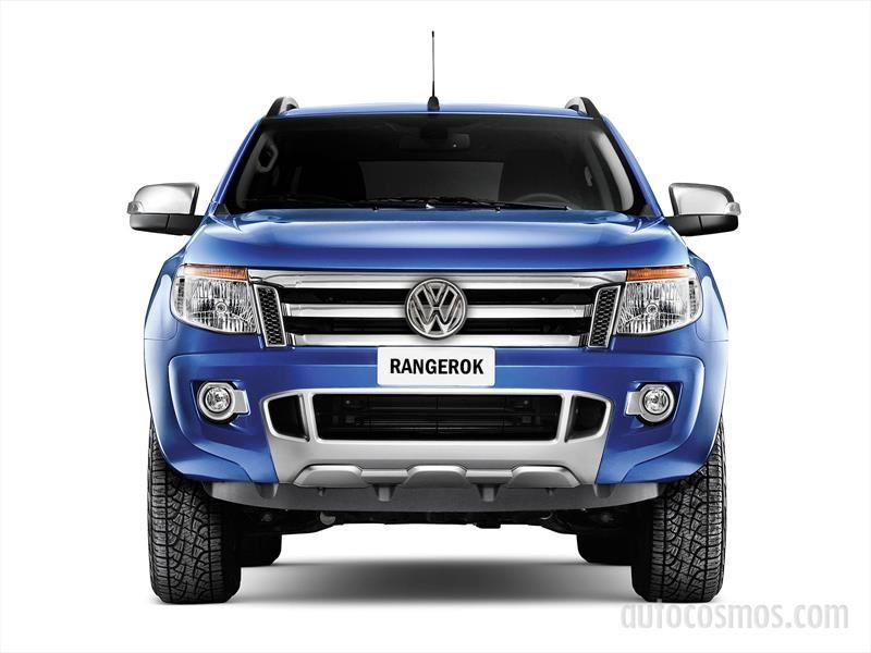 Las próximas Ford Ranger y Volkswagen Amarok serán hermanas