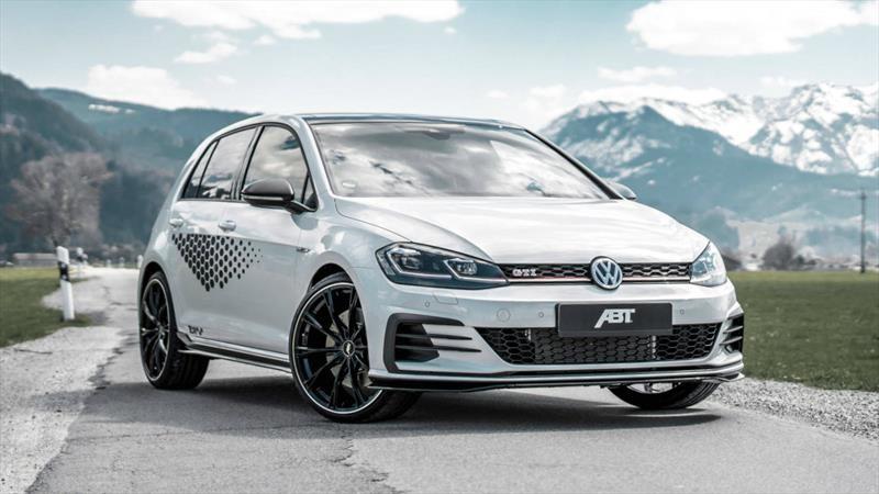 ABT pone 340 hp al Volkswagen Golf GTI TCR