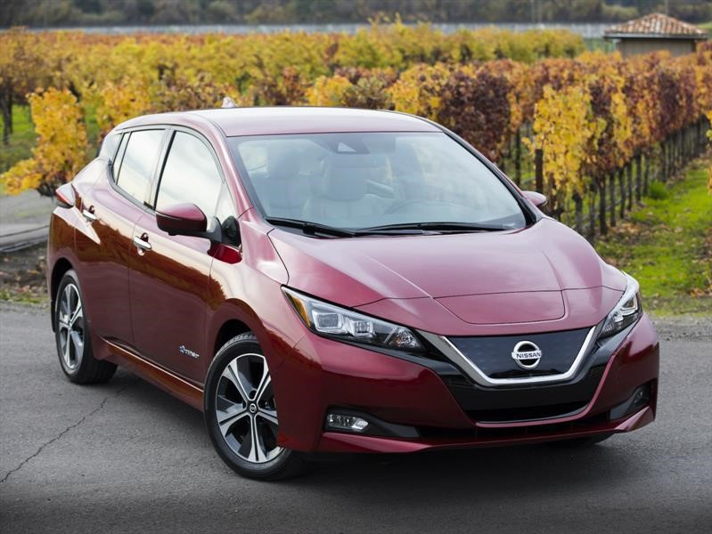 Nissan Leaf sobrepasa las 300.000 unidades vendidas