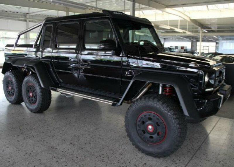 mercedes benz g63 amg 6x6 a la venta en un mill n de ForMercedes Benz 6x6 Precio