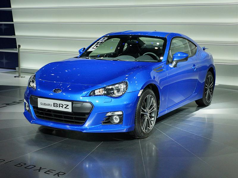 Subaru BRZ, el Nuevo Deportivo Premiado en todo el Mundo