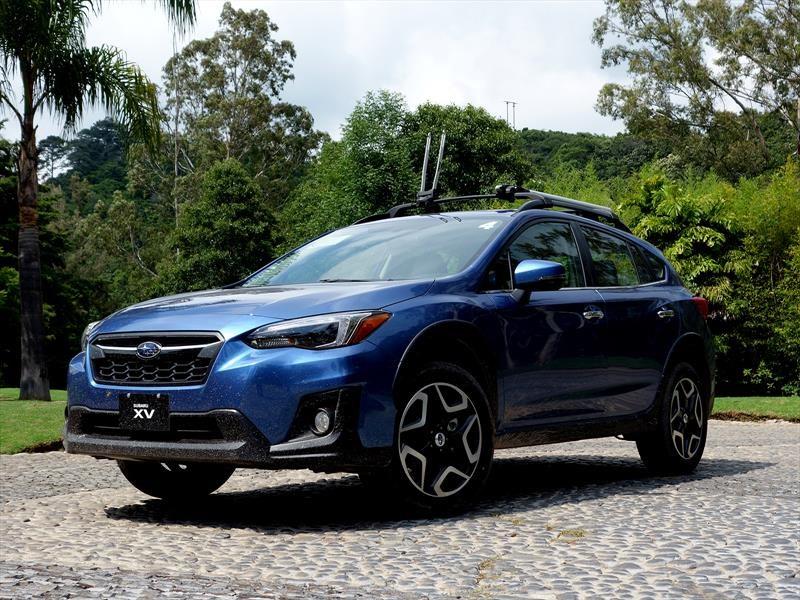 Subaru XV 2018 llega a México desde $368,900 pesos