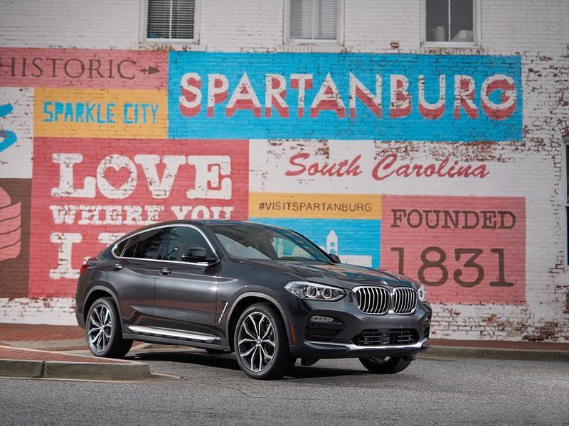 Probamos el BMW X4 2019 en Estados Unidos