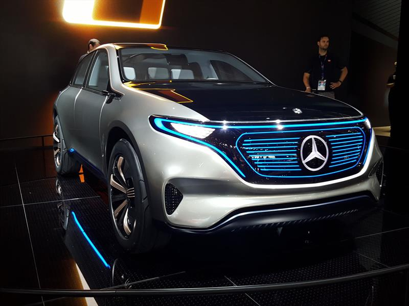 Mercedes-Benz Generation EQ, el futuro eléctrico de la marca