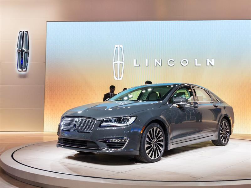 Lincoln MKZ 2017, la nueva filosofía de diseño de la marca