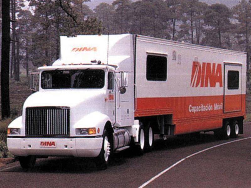 DINA Camiones, la marca mexicana que burló a la muerte