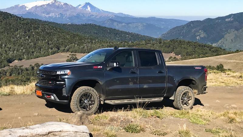 Probando la Chevrolet Silverado 2019