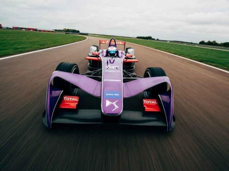 DS Virgin quiere conquistar con el DSV-003 la Fórmula E