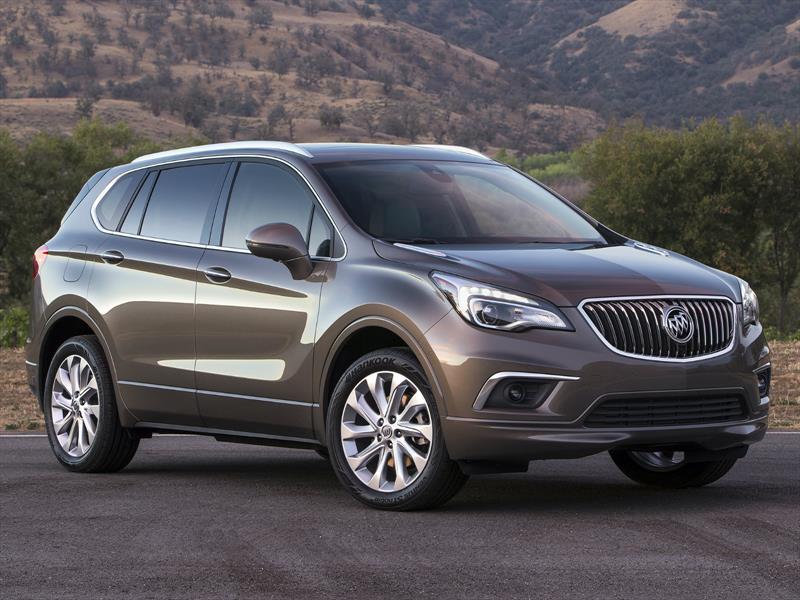 Buick Envision llega a América