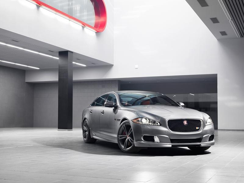 Jaguar XJR 2014 se presenta