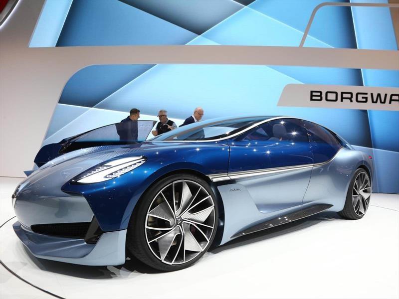 Borgward Isabella Concept, un regreso en grande