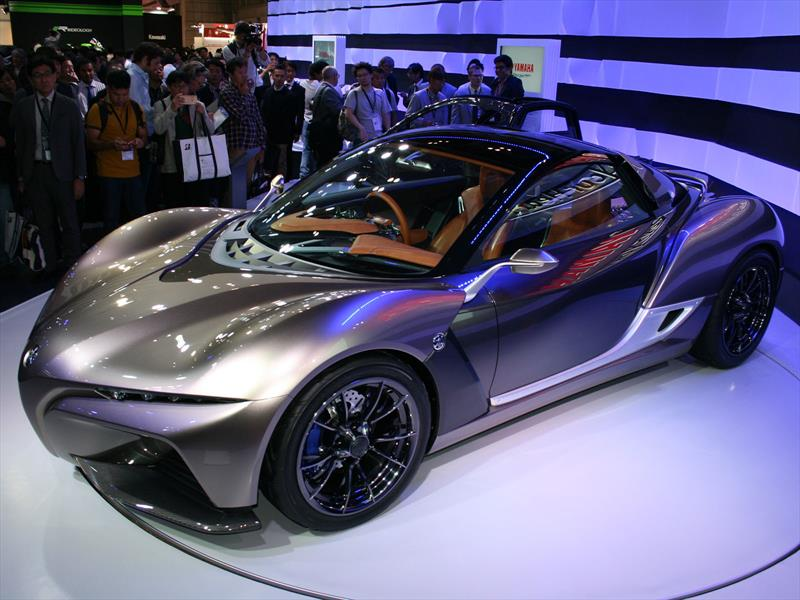 Yamaha Sports Ride Concept se presenta