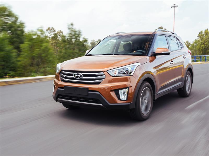 2016 Hyundai Santa Fe Se >> Hyundai Creta 2017 a prueba