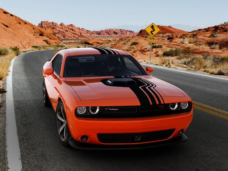 El próximo Dodge Challenger será un muscle car eléctrico