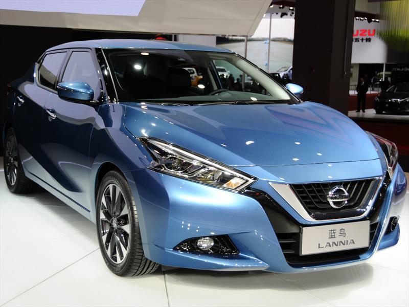 Nissan Lannia, un sedán enfocado al mercado chino