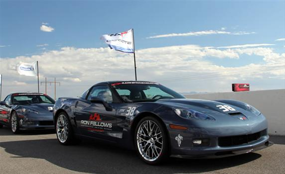 Chevrolet Corvette ZR1 2012 primer contacto