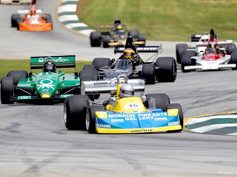 Masters Historic Racing será la carrera de soporte en el Gran ...