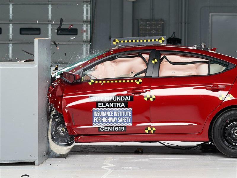 Hyundai es la marca que tiene más modelos reconocidos por su alto nivel de seguridad