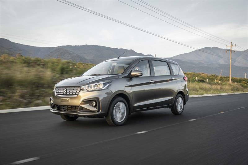 Suzuki Ertiga 2019 llega a México, un MPV para siete pasajeros